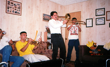 The Orchestra Horns