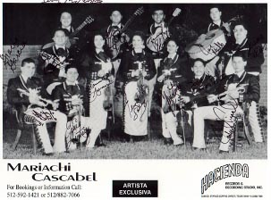Mariachi Cascabel-Hacienda Records